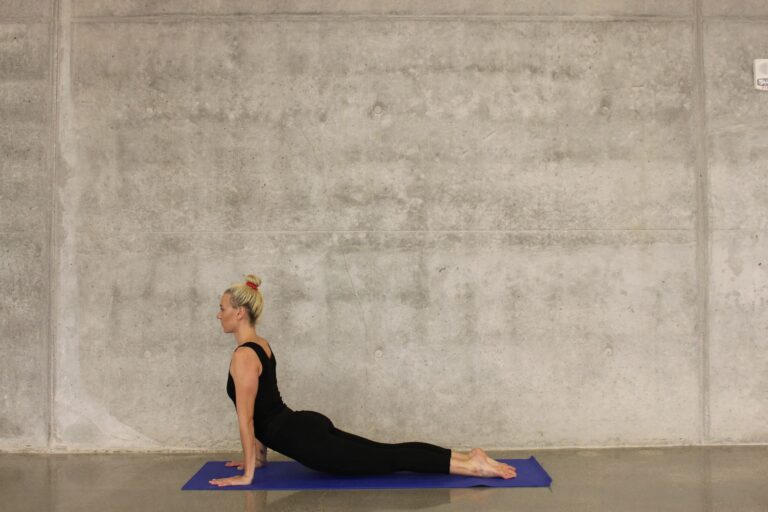 Getting Fit: Upper Body Workout without Equipment